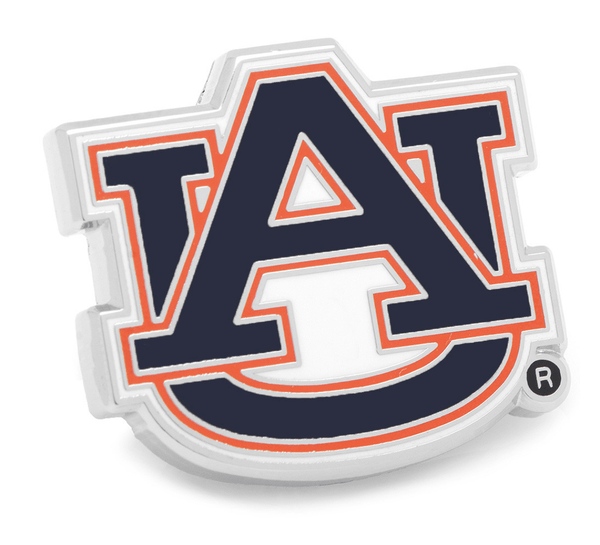Auburn University Tigers Lapel Pin BY NCAA - Men's Accessories and gifts for him