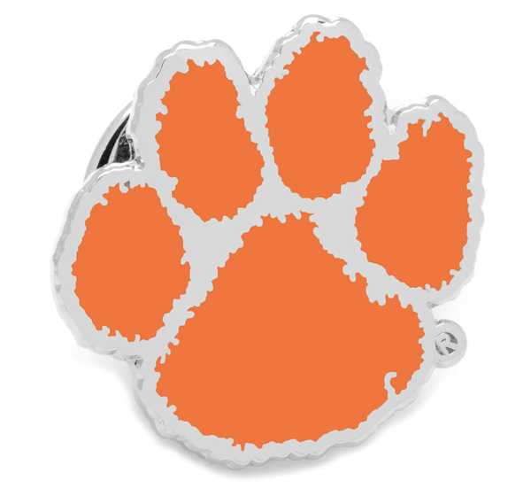 Clemson University Tigers Lapel Pin BY NCAA - MarkandMetal.com