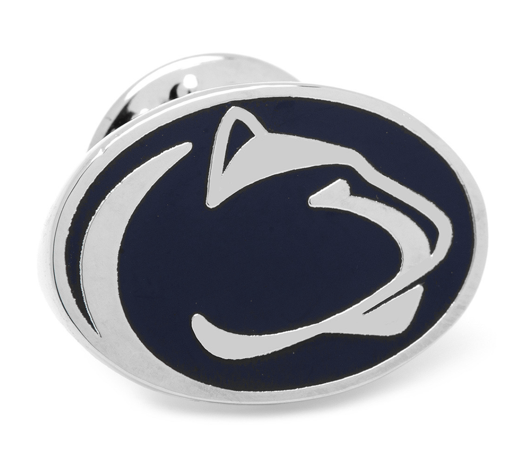 Penn State University Nittany Lions Lapel Pin BY NCAA - MarkandMetal.com