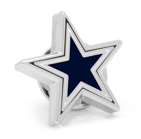 Dallas Cowboys Lapel Pin BY NFL - Groomsmen Groom Wedding Gift For Him