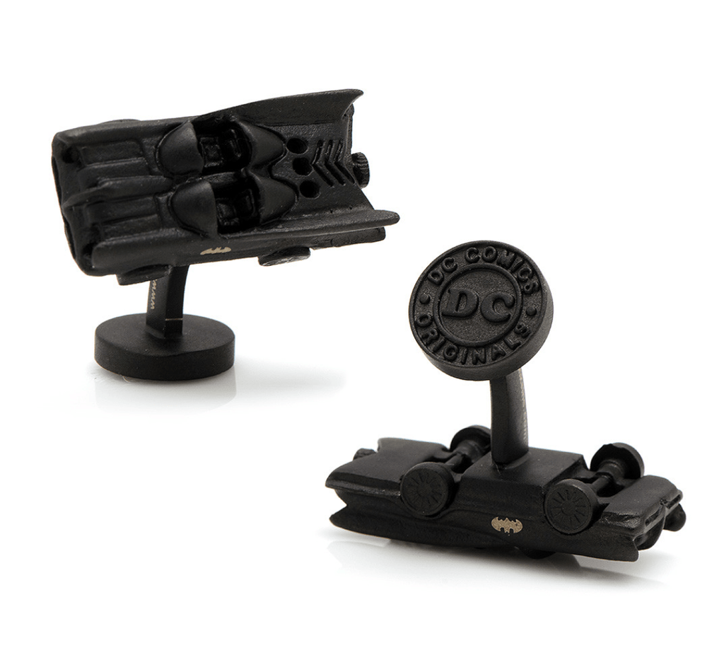 Batman Batmobile Cufflinks BY DC COMICS - MarkandMetal.com