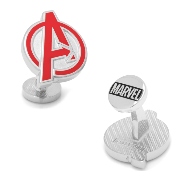 Avengers Cufflinks BY MARVEL - MarkandMetal.com