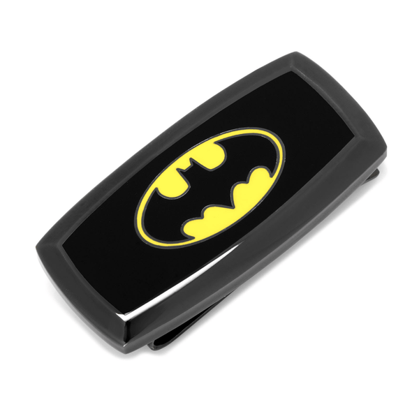 Batman Cushion Money Clip - Groomsmen Groom Wedding Gift For Him
