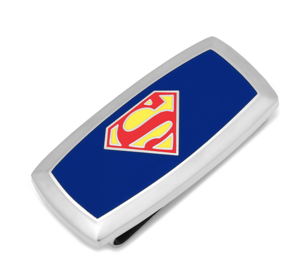 Superman Cushion Money Clip BY DC COMICS - MarkandMetal.com
