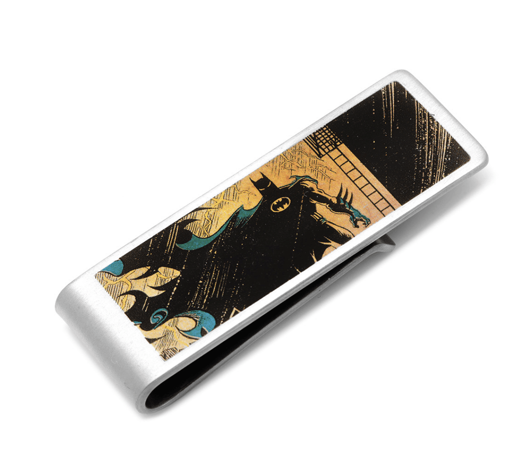 Vintage Batman Money Clip BY DC COMICS - MarkandMetal.com
