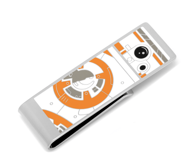 BB-8 Money Clip BY STAR WARS - Groomsmen Groom Wedding Gift For Him