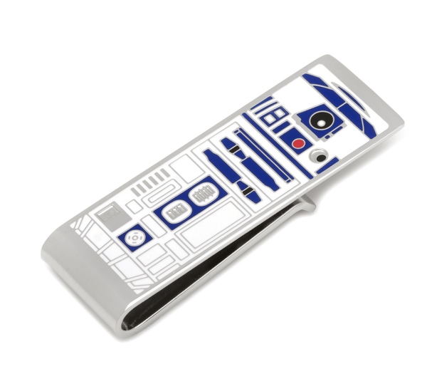 R2D2 Money Clip BY STAR WARS - MarkandMetal.com