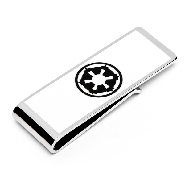 Imperial Symbol Money Clip BY STAR WARS - MarkandMetal.com