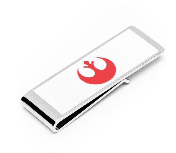 Rebel Alliance Symbol Money Clip BY STAR WARS - MarkandMetal.com