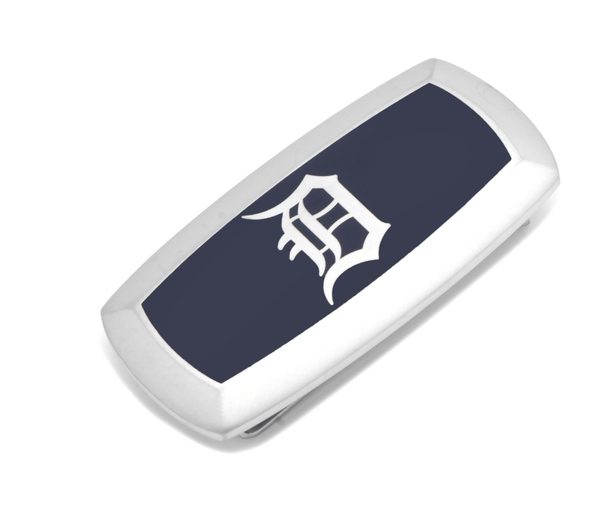 Detroit Tigers Cushion Money Clip BY MLB - MarkandMetal.com