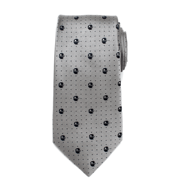 Death Star Dot Tie BY STAR WARS - Groomsmen Groom Wedding Gift For Him