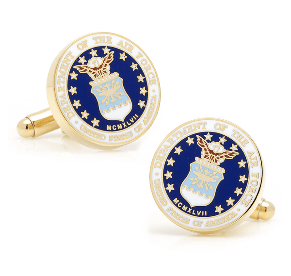US Air Force Cufflinks - MarkandMetal.com