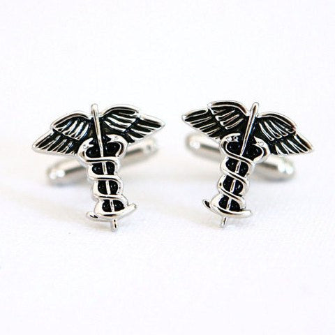 Doctor Nurse RN Cufflinks - Men's Accessories and gifts for him