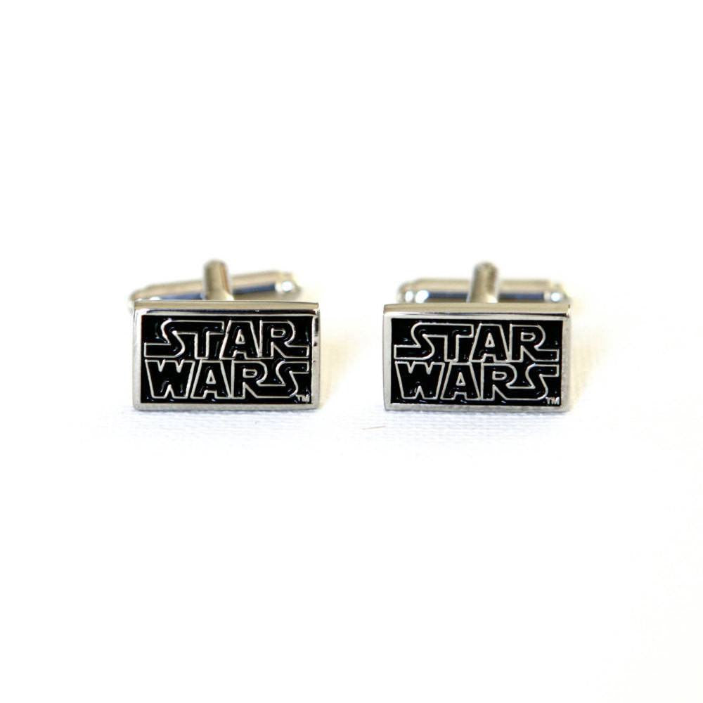 Star Wars Cufflinks - MarkandMetal.com