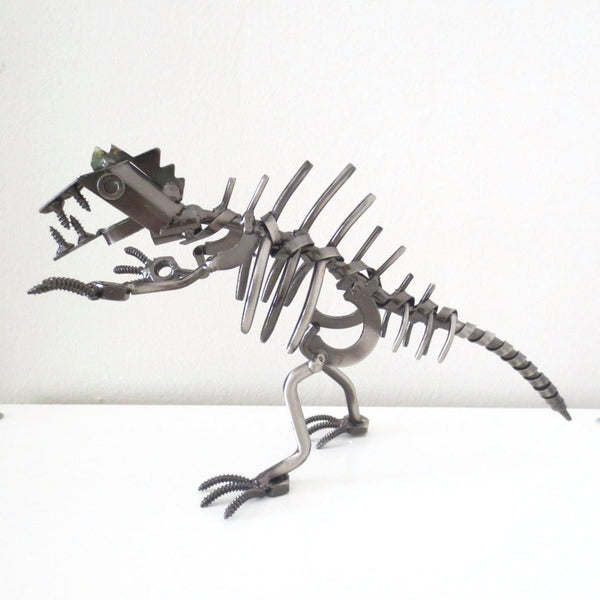 Dinosaur Bones Statue - Groomsmen Groom Wedding Gift For Him
