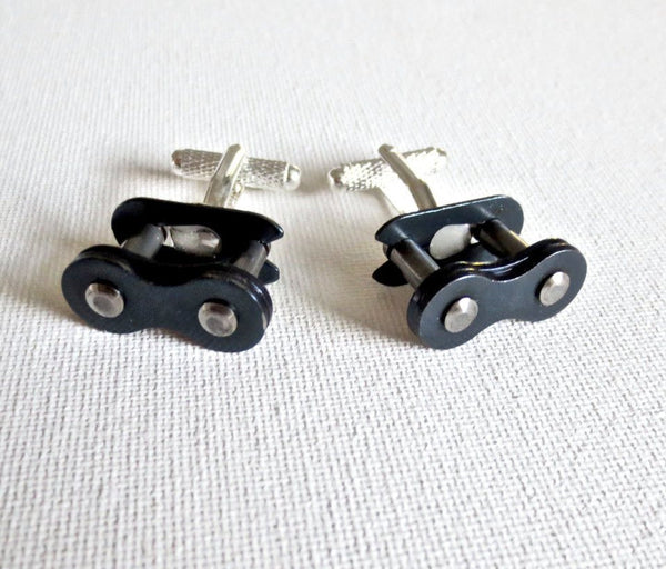 Bicycles Bike Cufflinks - MarkandMetal.com