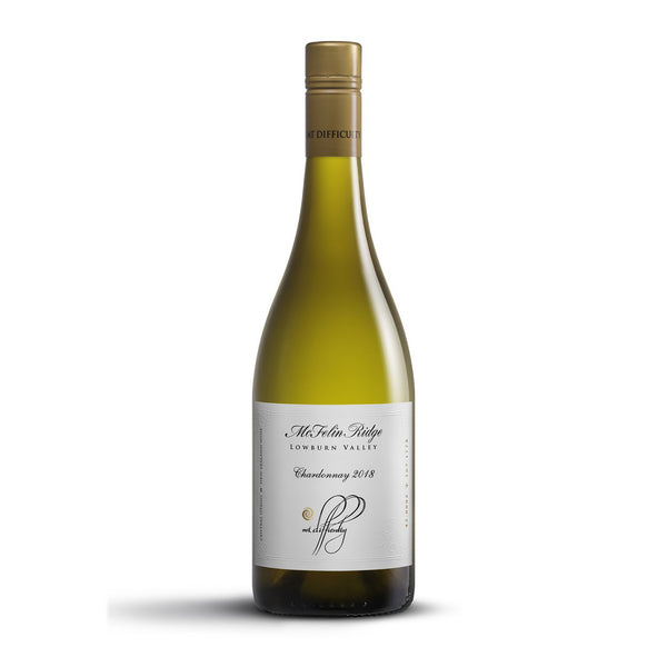 Mt Difficulty Lowburn Valley, McFelin Ridge, Chardonnay 2018