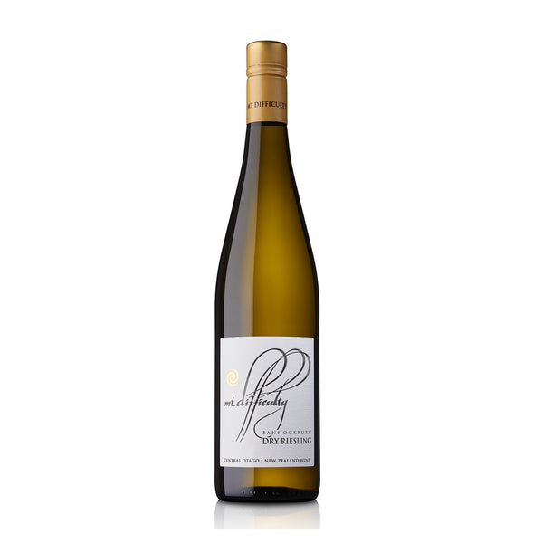 Mt Difficulty Bannockburn Dry Riesling 2018