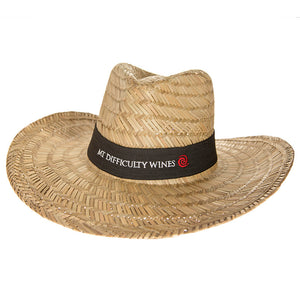 Mt. Difficulty Straw Hat