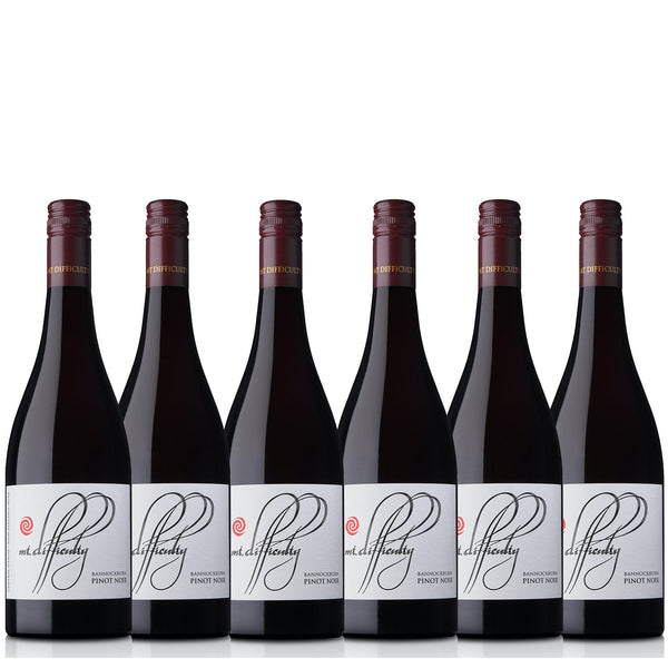 Mt Difficulty Bannockburn Pinot Noir Library Series Case <br/> 6 Pack