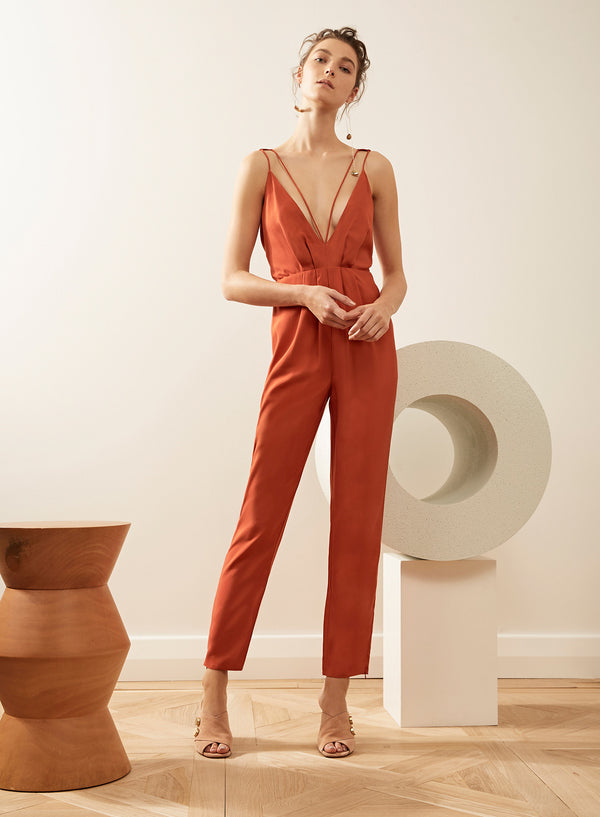 Set In Stone Jumpsuit