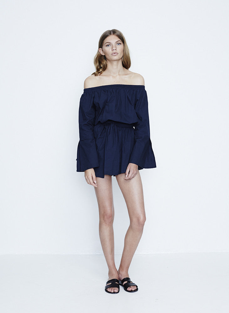 Bisque Playsuit