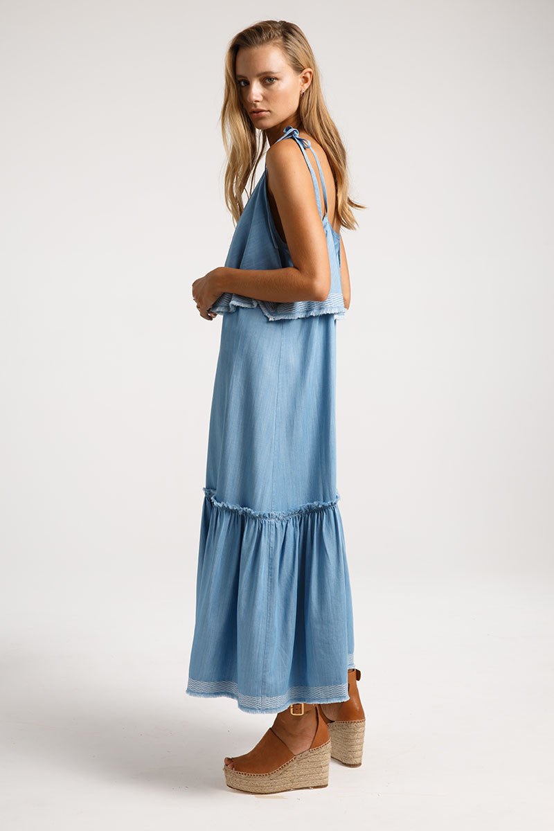 Outlaw Maxi Dress