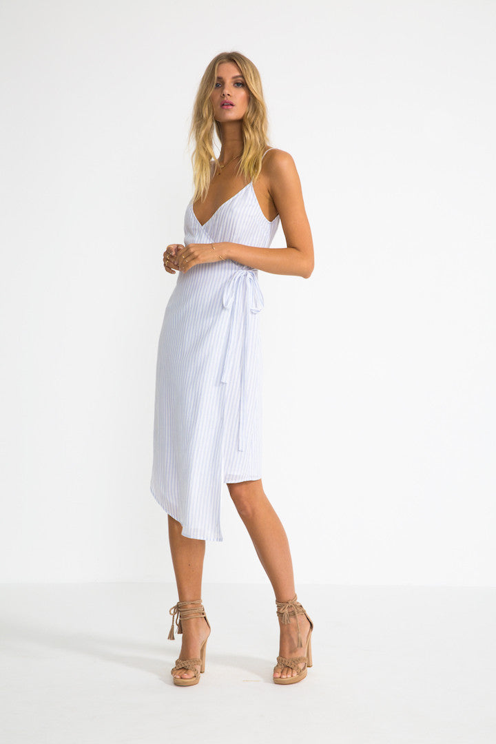 Into You Wrap Dress