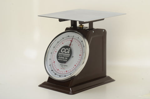 HCD Series Spring Dial Scale, various capacities