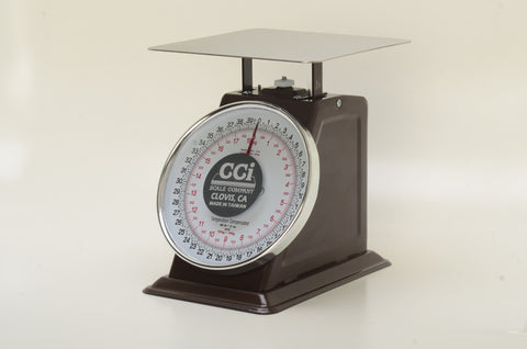 LCD Series Spring Dial Scales, various capacities