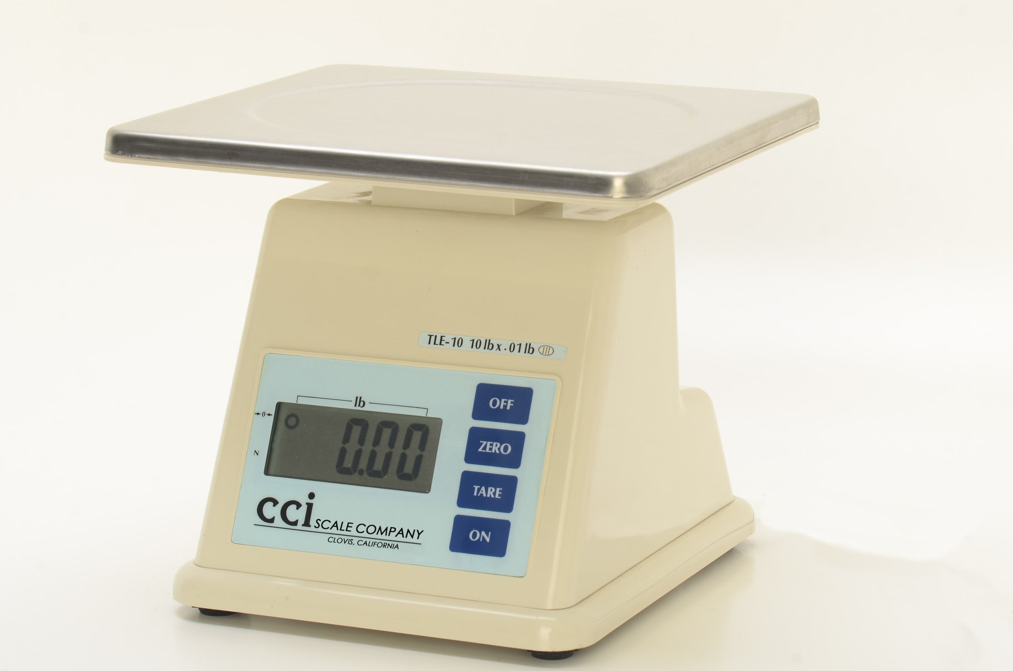 TLE Portion Scale, legal for trade, TLE-50