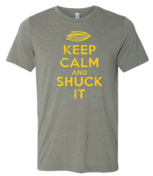 Keep Calm and Shuck It T-Shirt
