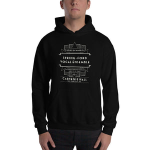Spring Ford Area High School | 2019 April Nationals for Top Choirs Hoodie