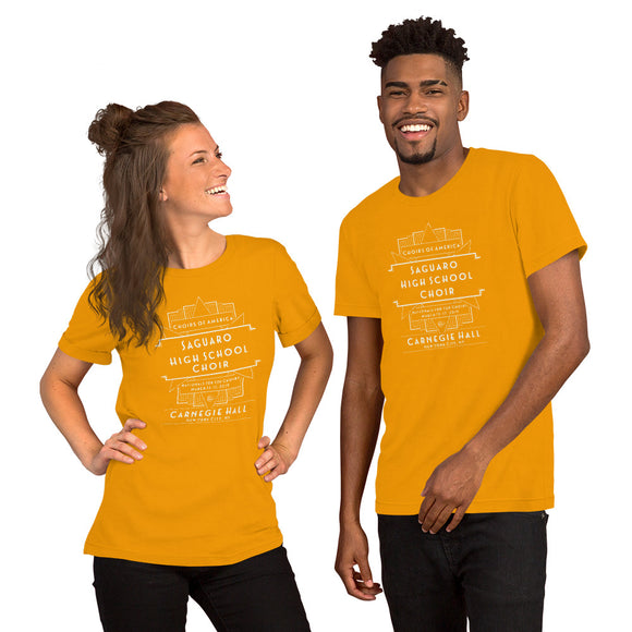 Saguaro High School | 2019 March Nationals for Top Choirs T-Shirt