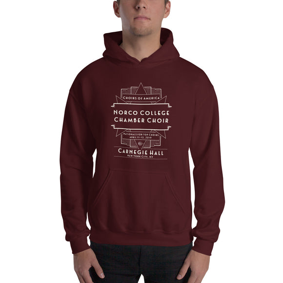 Norco College | 2019 April Nationals for Top Choirs Hoodie