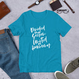 Divided by Section, United by Harmony T-shirt