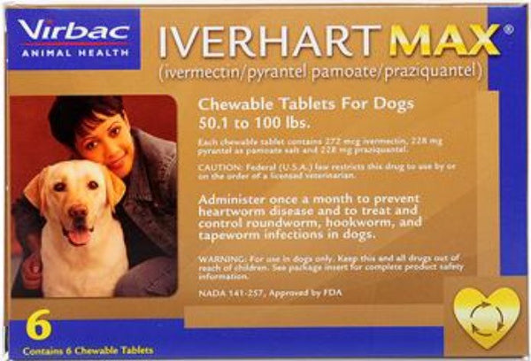 Iverhart Max - Iverhart Max is not currently available from the manufacturer at this time, but it will be available soon.