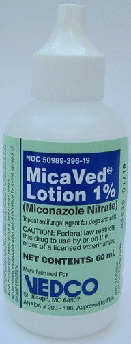 MicaVed Lotion 1%