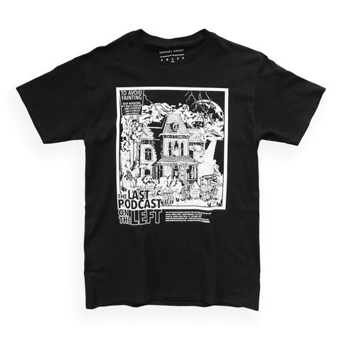 Last Podcast on the Left x Hungry Ghost Press Tee