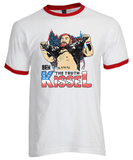"Ben ""The Truth"" Kissel Ringer Tee"