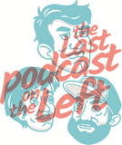Last Podcast on the Left Head Pin