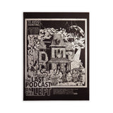 Last Podcast on the Left x Hungry Ghost Press Poster