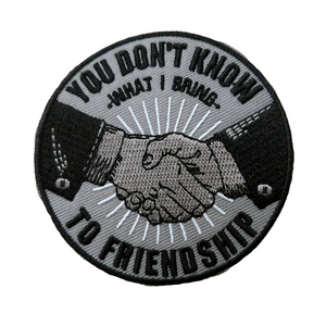 Charles Ng Friendship Patch