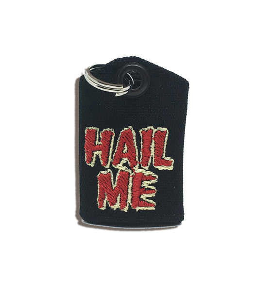 """Hail Me"" Dog Tag Silencer"