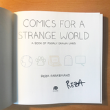 Comics for a Strange World (Signed Book)