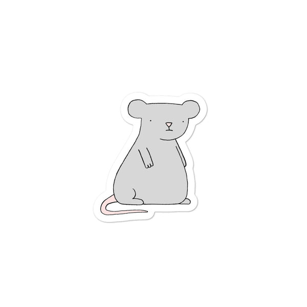 """Mouse"" Sticker"