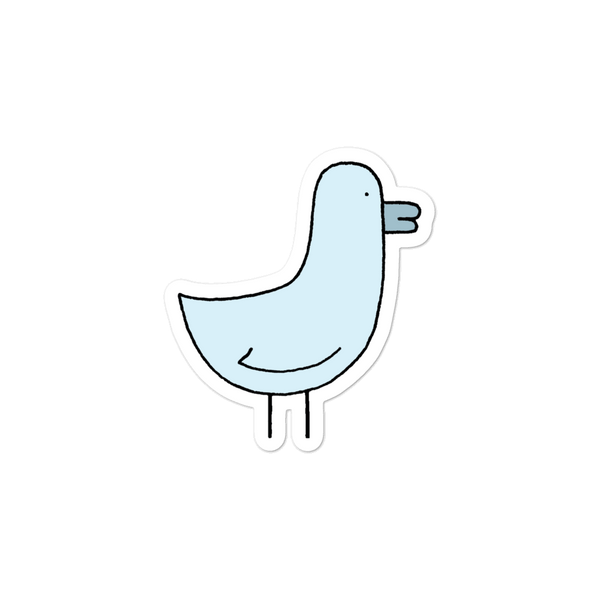 """Kevin"" Sticker"