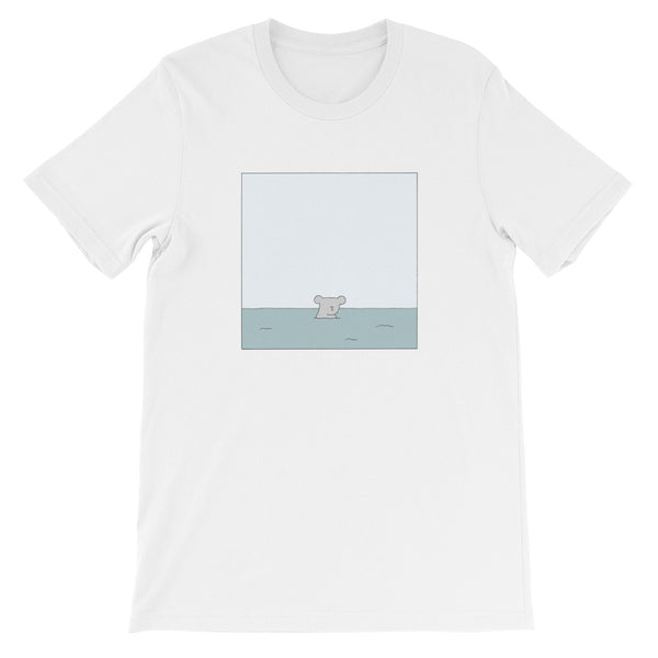 """Mouse in the Ocean"" Tee"