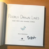 Poorly Drawn Lines (Signed Book)