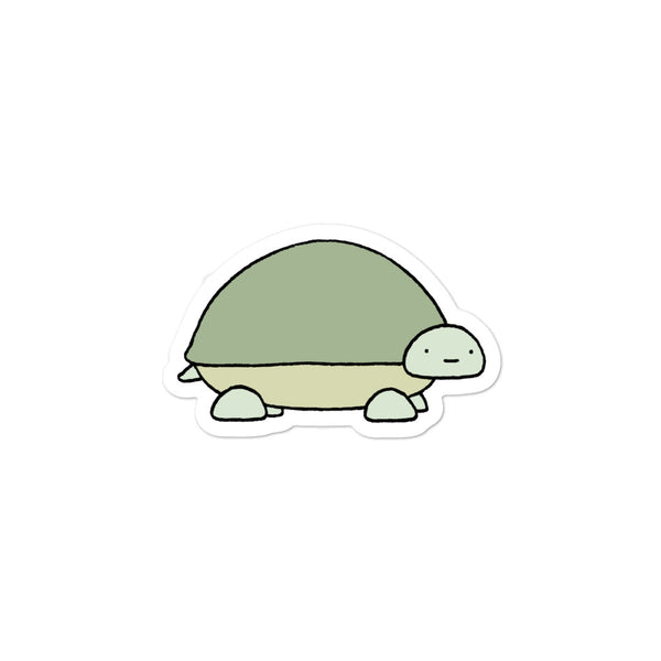 """Turtle"" Sticker"